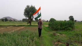 för india för tillgänglig flagga glass vektor stil Arkivbilder