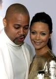 för inkastareca för 07 10 11 2010 konster jr monica p s santa dig för hängare cuba uttryckt gooding och Thandie Newton Royaltyfria Bilder