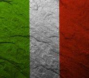 för ireland för tillgänglig flagga glass vektor stil Royaltyfria Bilder