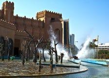 för israel för stadseilathotell sikt semesterort Royaltyfri Foto
