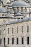 för istanbul för arkitektur östlig kalkon mitt Arkivfoto