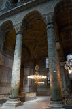 för istanbul för hagia inre sophia narthex Royaltyfri Fotografi