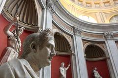för italy för dubbel spiral rome museum trappuppgång vatican royaltyfria bilder