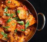 För Jalfrezi för indier feg mat curry arkivfoto