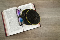 för judisk torah för pesachah judendommatza för ferie koscher Arkivbilder