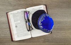 för judisk torah för pesachah judendommatza för ferie koscher Royaltyfri Fotografi