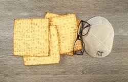 för judisk torah för pesachah judendommatza för ferie koscher Arkivfoton