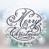För julhälsning för vektor glatt kort Bakgrund för glad jul för materiel royaltyfri illustrationer