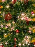 för julillustration för bakgrund härlig vektor för tree Royaltyfria Foton