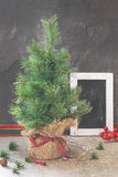 för julillustration för bakgrund härlig vektor för tree Royaltyfri Foto