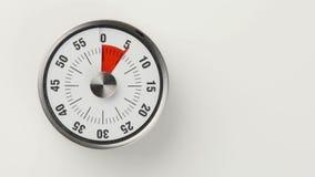 För köknedräkning för tappning parallell tidmätare, 15 minuter i skott för 20 sekunder tidschackningsperiod stock illustrationer