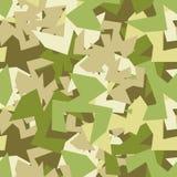 För kamouflagefärgning för sömlös modell skyddande fädernesland Fotografering för Bildbyråer