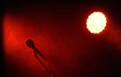 För konsert Arkivfoto
