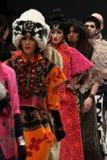 för korhanilandningsbana för 2012 utgångspunkt show Royaltyfri Foto