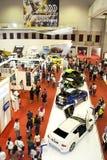för Kuala Lumpur för 2010 internationell klims show motor Arkivfoto