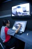för Kuala Lumpur för 2010 internationell klims show motor Arkivbild