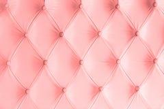 För lädertextur för tappning röd bakgrund Royaltyfri Foto