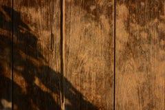 För ladugårddörr för gammal tappning wood bakgrund för textur Royaltyfria Bilder