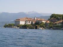 för lake maggiore litaly Royaltyfria Bilder