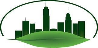 för leavesskyddsremsa för eco grön isolerad white för wax för tecken för form Fotografering för Bildbyråer