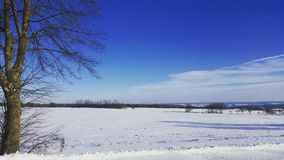 för ligganderussia för 33c januari ural vinter temperatur Fotografering för Bildbyråer