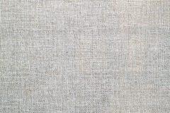 För linnetextur för naturligt tyg design Texturerad säckväv medf8ort arkivfoto