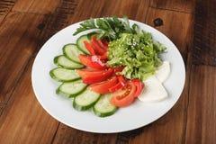 för livsstilmix för bakgrund sund grönsak Arkivbilder