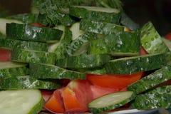 för livsstilmix för bakgrund sund grönsak Royaltyfri Fotografi
