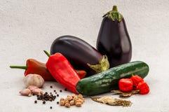 för livstid grönsak fortfarande arkivfoto