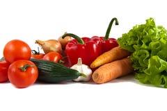 för livstid grönsaker fortfarande Fotografering för Bildbyråer