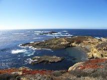för lobospark för ca krascha waves för tillstånd för punkt Fotografering för Bildbyråer