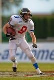för mästerskapeuropean för 2009 american b fotboll Royaltyfria Foton