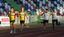 Athletics Championship, 4x100 meters men