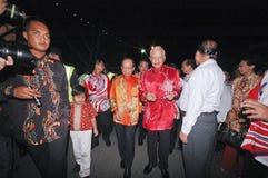 för malaysia för 2010 krismasmajlis terbuka för rumah mrtm Royaltyfri Foto