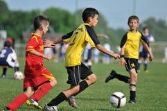 för mara för baiacslek akademiker xela för fotboll novi Royaltyfria Bilder
