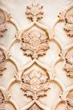 för marmormoské för härliga carvings berömd vakil arkivbild