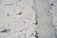 För marmorvägg för trottoar vit bakgrund för abstrakt begrepp med hål Arkivbild