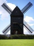 för marzahnsikt för bock främre windmill Royaltyfri Bild