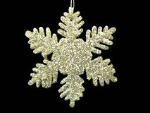 För mas-träd för ` x snöflinga Royaltyfria Foton