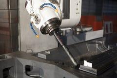för maskinmetall för drill industriella hjälpmedel Royaltyfri Foto