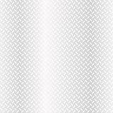 För metallark för vektor abstrakt vit textur Royaltyfri Bild