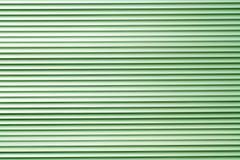För metalllager för grön färg modell för vägg Royaltyfria Bilder