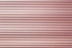 För metalllager för röd färg modell för vägg Fotografering för Bildbyråer