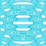 För modellabstrakt begrepp för idérik stam- stil sömlös vektor för illustration för bakgrund Arkivfoto