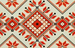 För modellabstrakt begrepp för röd och vit fyrkant bakgrund för textur fotografering för bildbyråer