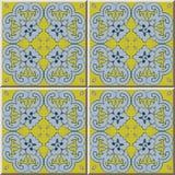 För modellfjäder för keramisk tegelplatta flowe för blad för kors för kontroll för spiral för kurva royaltyfri illustrationer