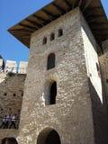 för moldova för gruppdniester Europa fästning soroca flod Arkivbilder