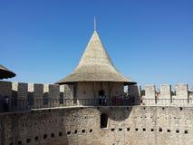 för moldova för gruppdniester Europa fästning soroca flod Royaltyfri Fotografi