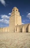 för moskélokal för arv kairouan värld för unesco Royaltyfri Bild