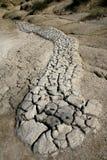 för mudform för komet inaktiv vulkan Royaltyfria Foton